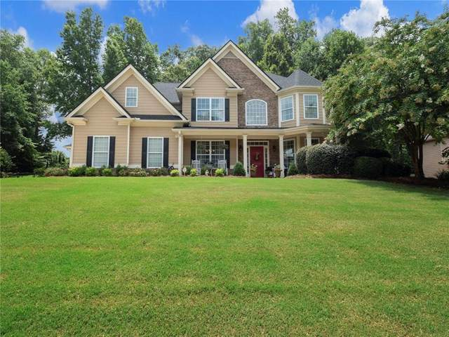 174 Vantage Drive, Jefferson, GA 30549 (MLS #6761133) :: North Atlanta Home Team