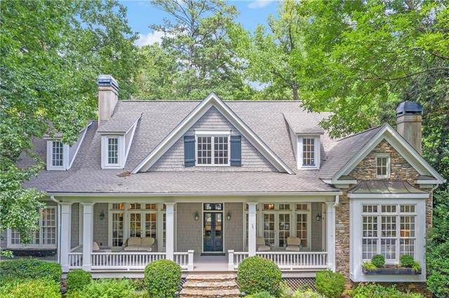 135 Avery Drive NE, Atlanta, GA 30309 (MLS #6761139) :: North Atlanta Home Team