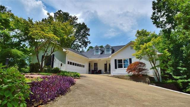 3979 Mount Vernon Road, Gainesville, GA 30506 (MLS #6761143) :: Dillard and Company Realty Group