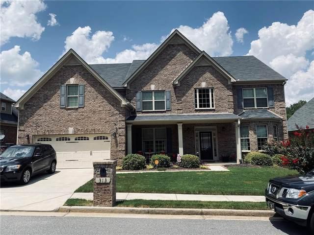 313 Arbor Place, Loganville, GA 30052 (MLS #6761157) :: North Atlanta Home Team
