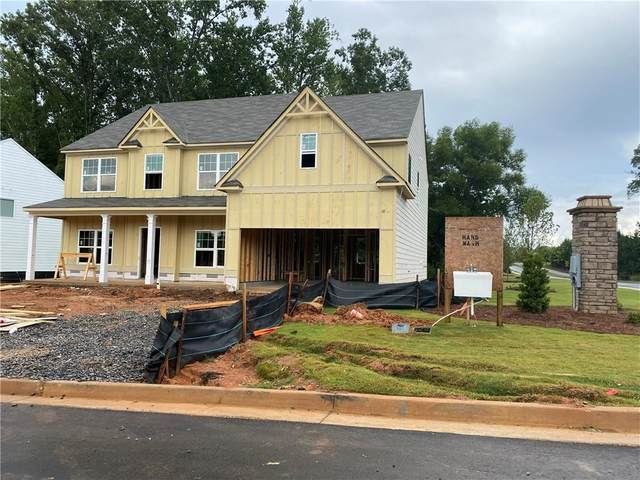 12 Woodland Court, Dallas, GA 30132 (MLS #6761175) :: The Heyl Group at Keller Williams