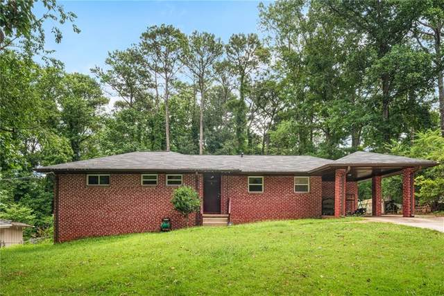 584 Hammett Drive, Decatur, GA 30032 (MLS #6761178) :: The Zac Team @ RE/MAX Metro Atlanta