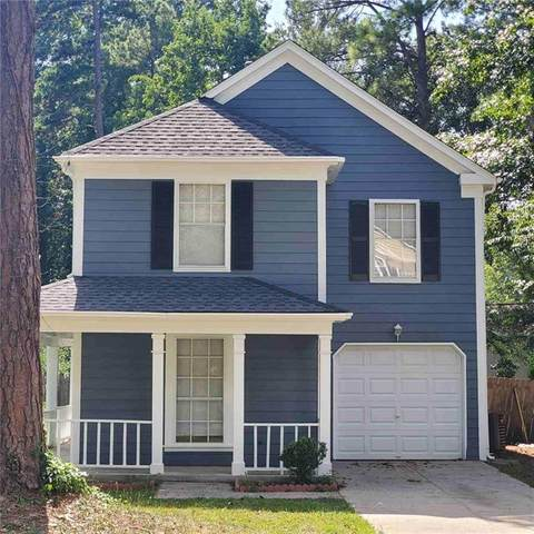 1288 Old Countryside Circle, Stone Mountain, GA 30083 (MLS #6761183) :: The North Georgia Group