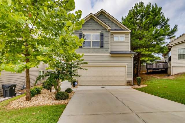 4061 Lake Manor Way, Atlanta, GA 30349 (MLS #6761185) :: The Heyl Group at Keller Williams