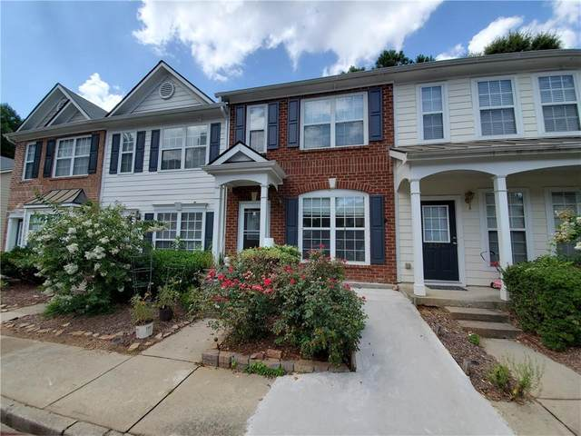 3314 Hidden Cove Circle #703, Peachtree Corners, GA 30092 (MLS #6761189) :: The Heyl Group at Keller Williams