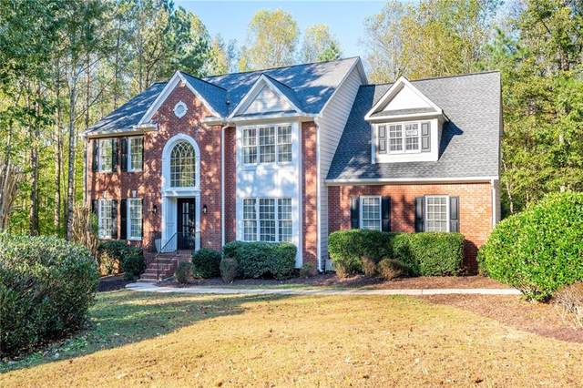 595 Devonshire Farms Way, Alpharetta, GA 30004 (MLS #6761198) :: North Atlanta Home Team