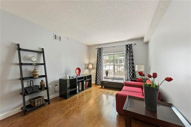 1074 Peachtree Walk NE B119, Atlanta, GA 30309 (MLS #6761232) :: BHGRE Metro Brokers