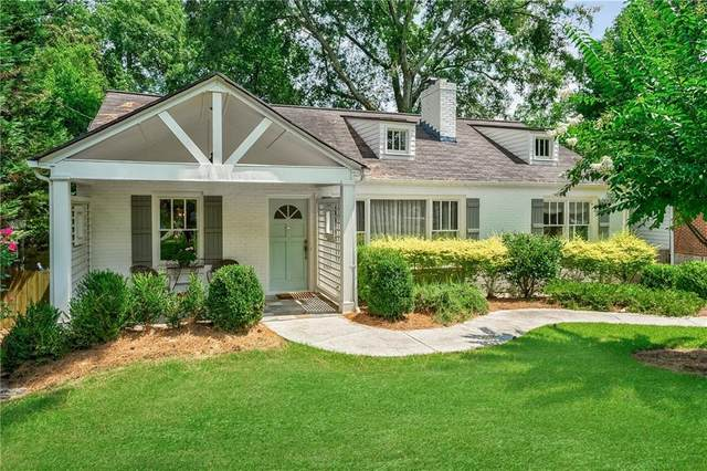 2861 Elliott Circle NE, Atlanta, GA 30305 (MLS #6761263) :: The Heyl Group at Keller Williams