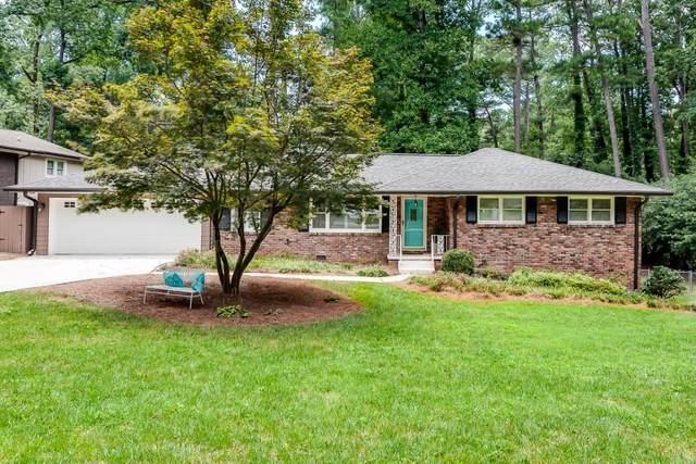 2014 Silvastone Drive, Atlanta, GA 30345 (MLS #6761335) :: North Atlanta Home Team