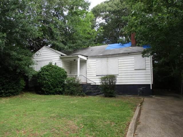 1131 Regent Street SW, Atlanta, GA 30310 (MLS #6761345) :: The Heyl Group at Keller Williams