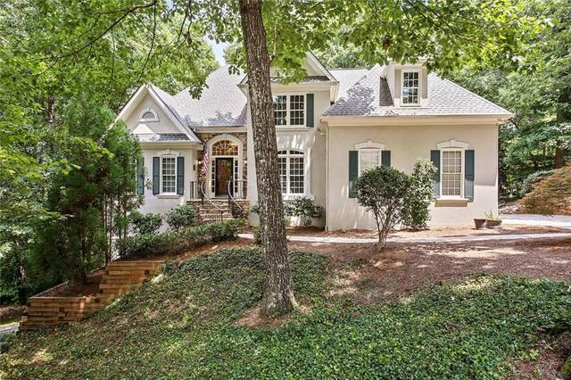 265 Weatherly Run, Alpharetta, GA 30005 (MLS #6761350) :: North Atlanta Home Team