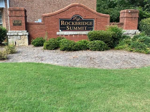467 Rockbridge Trail, Stone Mountain, GA 30083 (MLS #6761373) :: North Atlanta Home Team