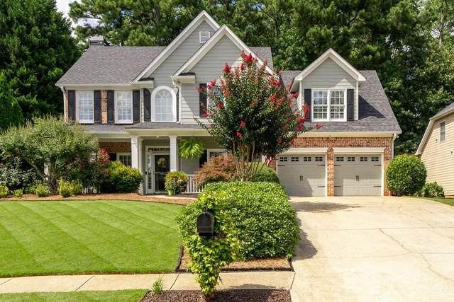1129 Amberton Lane, Powder Springs, GA 30127 (MLS #6761376) :: The Heyl Group at Keller Williams