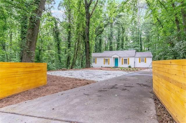 3735 Boulder Park Drive SW, Atlanta, GA 30331 (MLS #6761408) :: The Heyl Group at Keller Williams