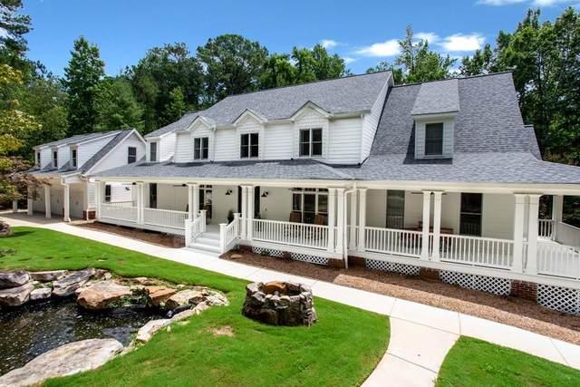 2435 Sandy Creek Farm Road, Alpharetta, GA 30004 (MLS #6761481) :: The Heyl Group at Keller Williams