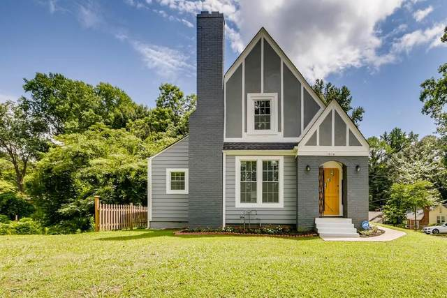 1514 Joseph E Boone Boulevard NW, Atlanta, GA 30314 (MLS #6761485) :: The Heyl Group at Keller Williams