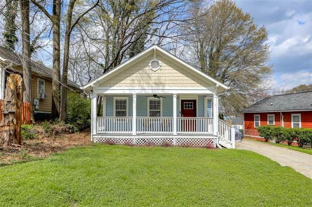 187 Hendrix Avenue SW, Atlanta, GA 30315 (MLS #6761488) :: Good Living Real Estate