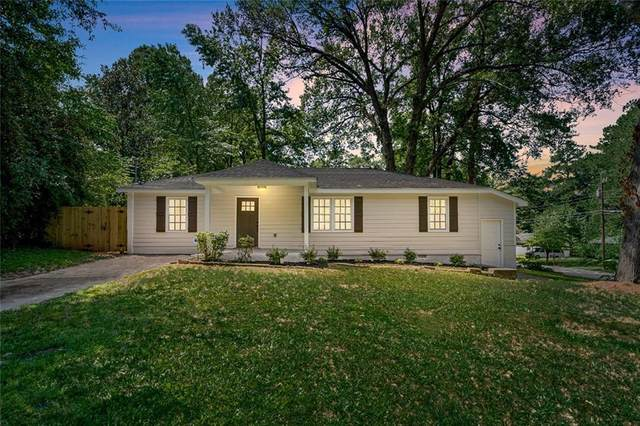 1583 Bridgeport Drive NW, Atlanta, GA 30318 (MLS #6761509) :: The Heyl Group at Keller Williams