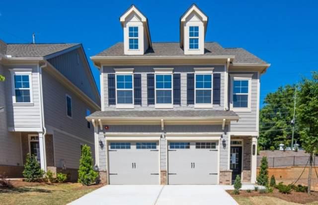 524 Mansell Street, Marietta, GA 30008 (MLS #6761524) :: Path & Post Real Estate