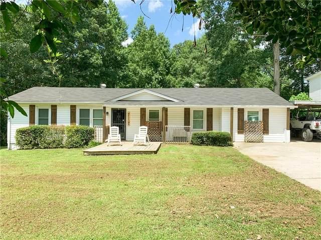 3665 Glenda Street, Lithia Springs, GA 30122 (MLS #6761537) :: North Atlanta Home Team