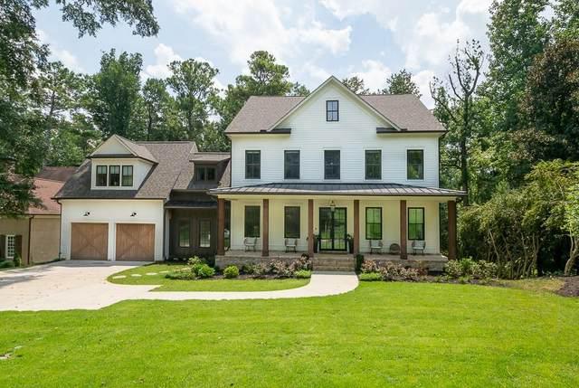 715 E Powderhorn Road, Atlanta, GA 30342 (MLS #6761544) :: Dillard and Company Realty Group