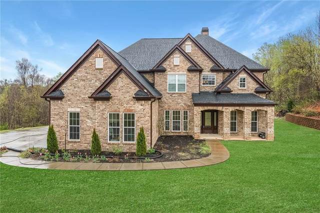 862 Hawk Creek Trail, Winder, GA 30680 (MLS #6761547) :: North Atlanta Home Team