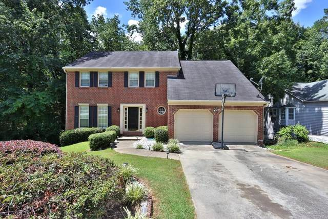 1880 Stone Forest Drive, Lawrenceville, GA 30043 (MLS #6761565) :: The Cowan Connection Team