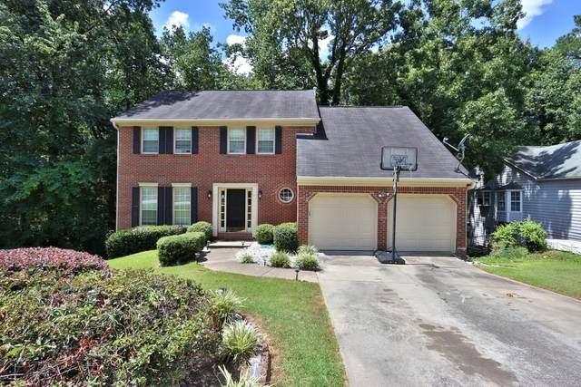 1880 Stone Forest Drive, Lawrenceville, GA 30043 (MLS #6761565) :: North Atlanta Home Team