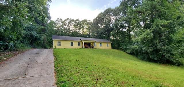 9295 Cedar Ridge Drive NW, Covington, GA 30014 (MLS #6761595) :: Charlie Ballard Real Estate