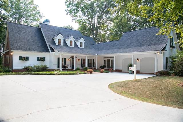 300 Serenity Lake Lane, Clarkesville, GA 30523 (MLS #6761603) :: North Atlanta Home Team