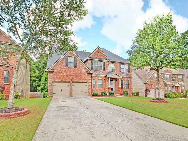 7849 The Lakes Drive, Fairburn, GA 30213 (MLS #6761615) :: North Atlanta Home Team