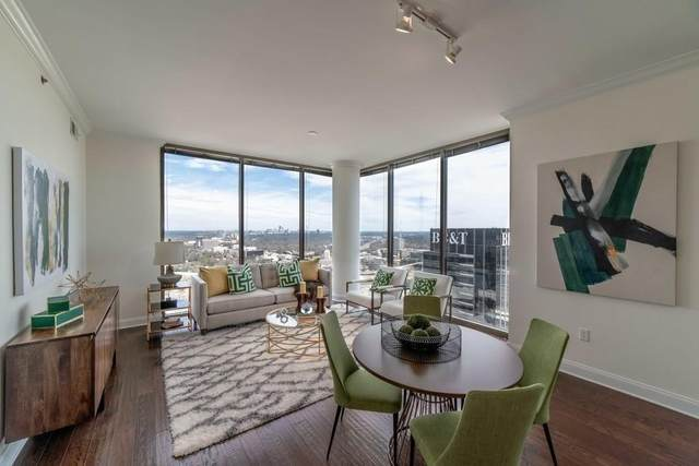 270 17th Street NW #3502, Atlanta, GA 30363 (MLS #6761621) :: The Justin Landis Group