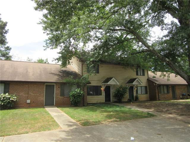 2644 Fieldstone View Lane SE, Conyers, GA 30013 (MLS #6761630) :: Dillard and Company Realty Group