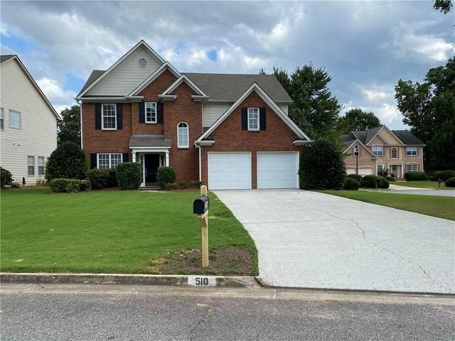510 Kingsport Drive, Roswell, GA 30076 (MLS #6761644) :: RE/MAX Paramount Properties