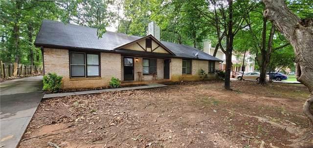 2610 Golfview Terrace SE, Conyers, GA 30013 (MLS #6761652) :: North Atlanta Home Team