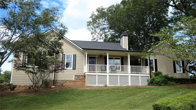 91 Little Creek Drive, Jasper, GA 30143 (MLS #6761654) :: The Zac Team @ RE/MAX Metro Atlanta