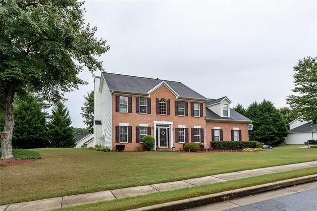 2453 Oak Bluff Drive, Dacula, GA 30019 (MLS #6761682) :: The Heyl Group at Keller Williams