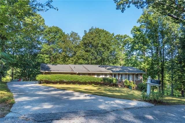 2251 Pine Drive, Douglasville, GA 30135 (MLS #6761693) :: The Heyl Group at Keller Williams