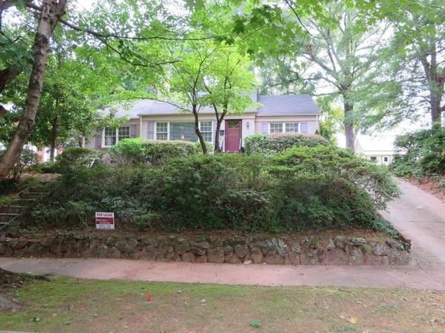 16 Kingstone Road, Avondale Estates, GA 30002 (MLS #6761724) :: Todd Lemoine Team