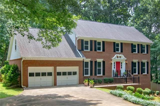 4672 Riveredge Drive, Peachtree Corners, GA 30096 (MLS #6761726) :: North Atlanta Home Team