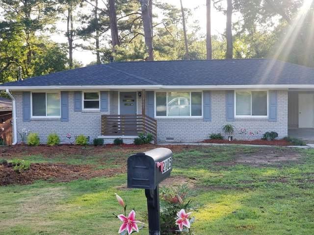 2105 Green Forrest Drive, Decatur, GA 30032 (MLS #6761743) :: The Zac Team @ RE/MAX Metro Atlanta