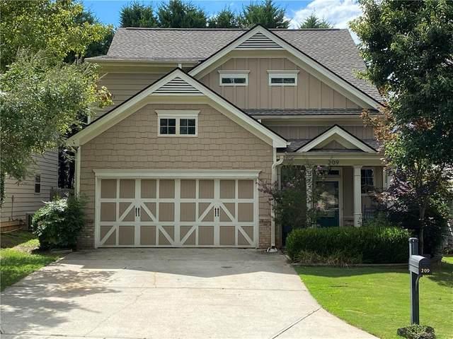 209 Ascott Lane, Woodstock, GA 30189 (MLS #6761772) :: North Atlanta Home Team