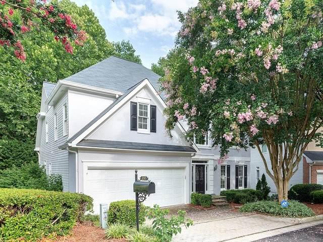 237 Spalding Gates Drive NE, Atlanta, GA 30328 (MLS #6761774) :: Charlie Ballard Real Estate