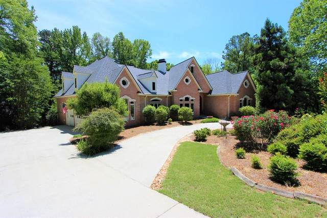 31 Bucks Point, Hoschton, GA 30548 (MLS #6761807) :: North Atlanta Home Team
