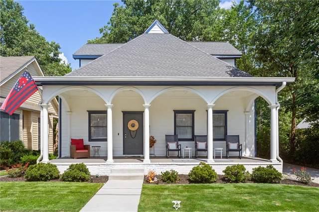 46 Howell Street SE, Atlanta, GA 30312 (MLS #6761816) :: Oliver & Associates Realty