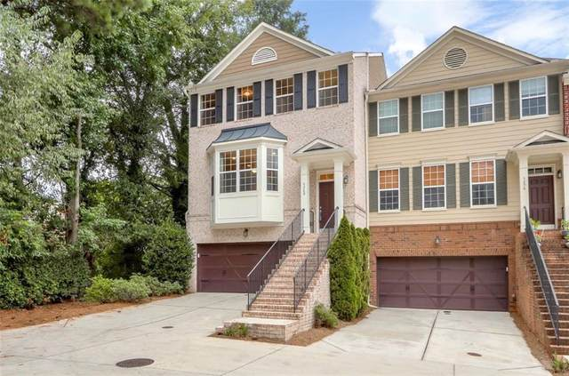 4260 Laurel Creek Court SE #5, Smyrna, GA 30080 (MLS #6761821) :: North Atlanta Home Team