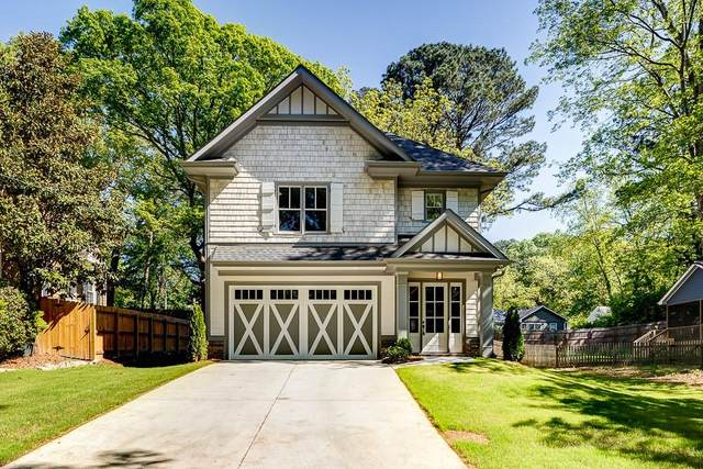 1721 Harts Mill Road, Atlanta, GA 30341 (MLS #6761844) :: North Atlanta Home Team