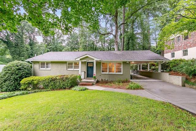 2534 Wilson Woods Drive, Decatur, GA 30033 (MLS #6761853) :: North Atlanta Home Team