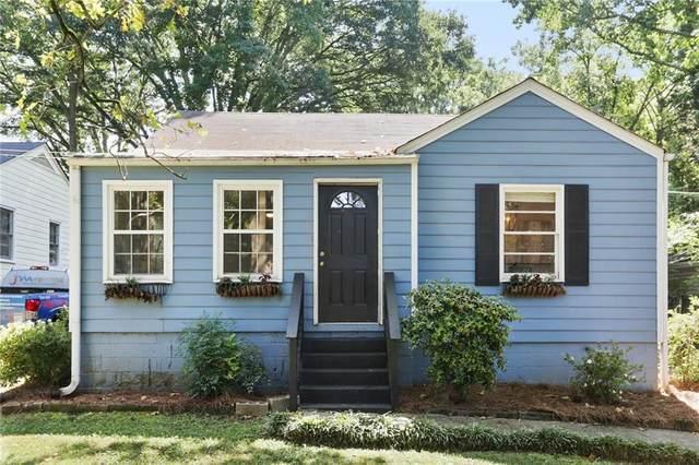 1262 Woodland Avenue SE, Atlanta, GA 30316 (MLS #6761854) :: KELLY+CO