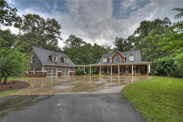 478 Fowler Farm Dr, Talking Rock, GA 30175 (MLS #6761897) :: The Butler/Swayne Team
